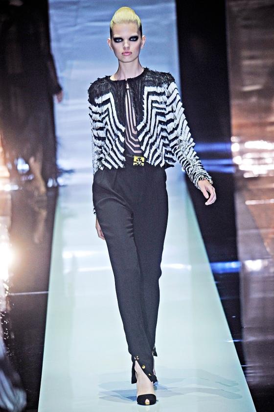 Gucci S/S 12 courtesy Vogue.com